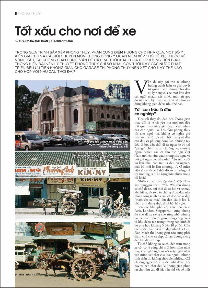 Đón đọc Tạp chí Nội Thất 308 phát hành ngày 01/05 - 5