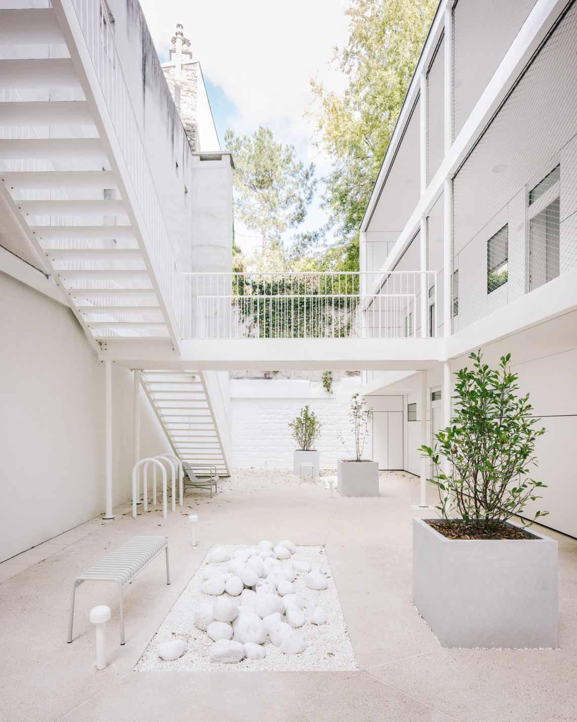 Tòa nhà căn hộ bằng gỗ với thiết kế mang phong cách Nhật Bản - 12