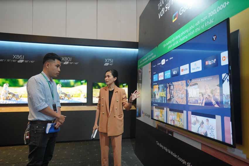 Sony Việt Nam ra mắt thế hệ TV BRAVIA XR tích hợp bộ xử lý trí tuệ nhận thức - 5