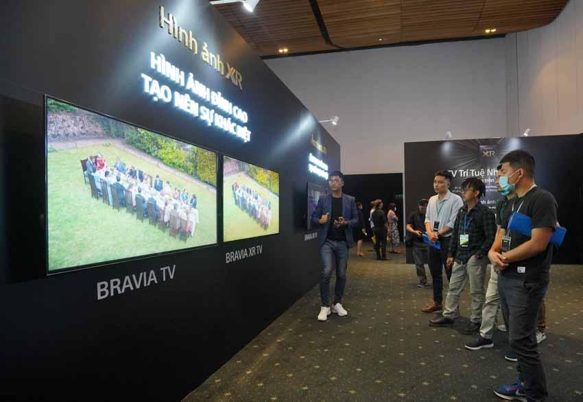 Sony Việt Nam ra mắt thế hệ TV BRAVIA XR tích hợp bộ xử lý trí tuệ nhận thức - 6