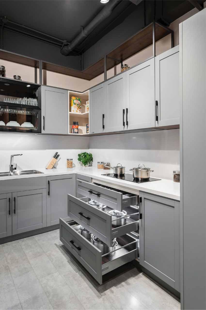 Cách để sở hữu căn bếp đơn giản và phong cách - 5