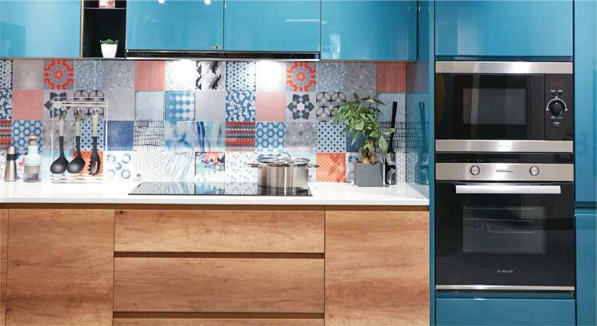 Cách để sở hữu căn bếp đơn giản và phong cách - 8
