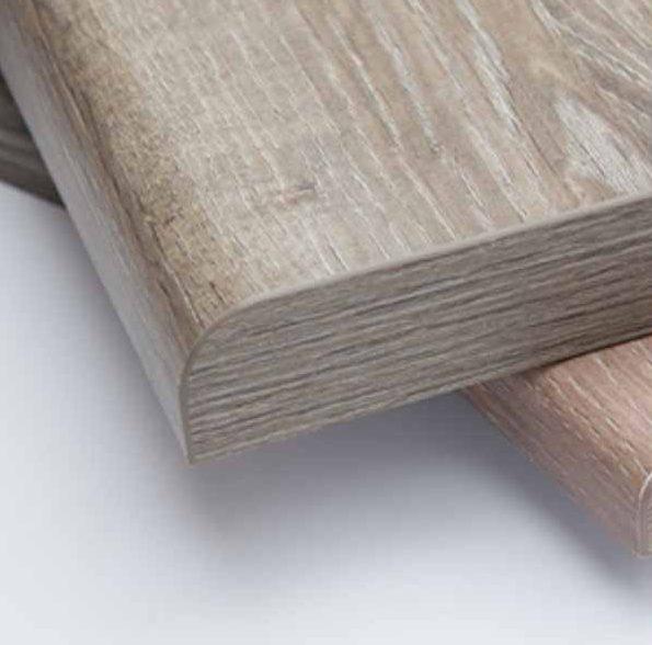 Giải pháp cầu thang gỗ uốn cong - 2