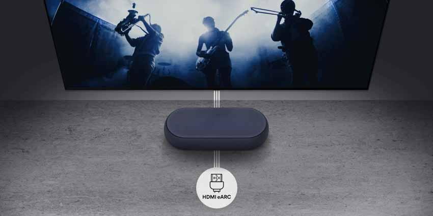 Soundbar LG Éclair lấy cảm hứng từ chiếc bánh ngọt - 5