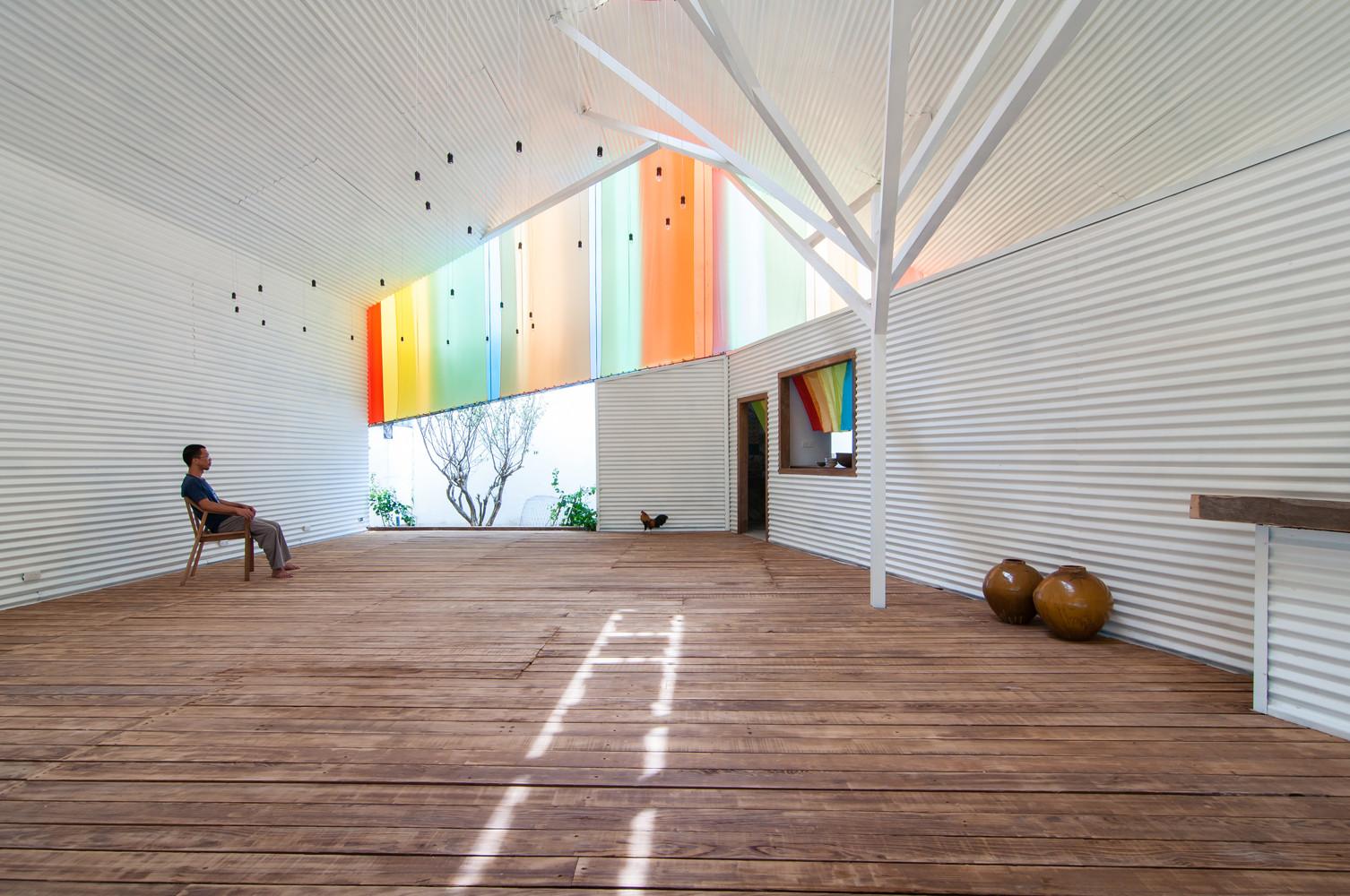 Công trình Chapel mang về cho A21 giải thưởng Công trình của năm tại Liên hoan Kiến trúc thế giới năm 2014
