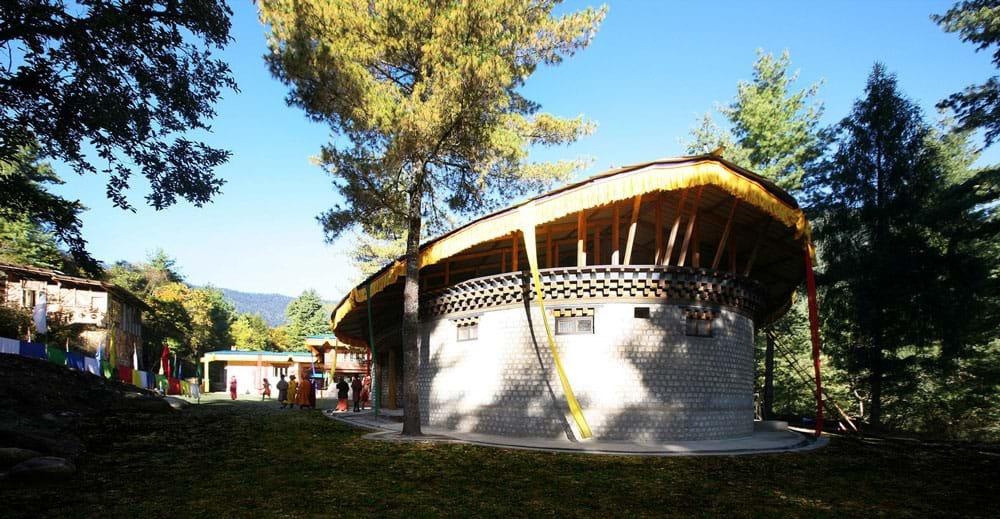 Trung tâm hạnh phúc Quốc gia Bhutan