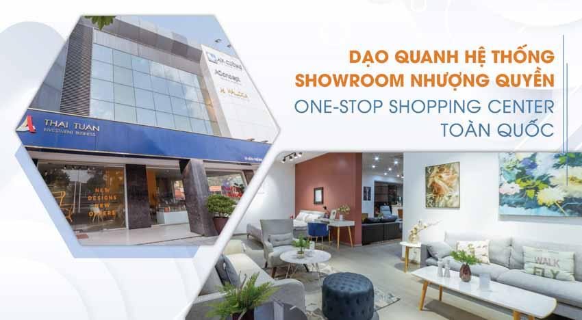 Dạo quanh hệ thống showroom nhượng quyền toàn quốc - An Cường One-Stop Shopping Center - 1