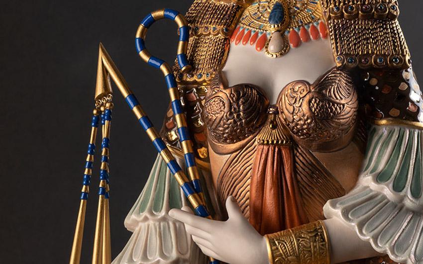 Tác phẩm điêu khắc Cleopatra phiên bản giới hạn