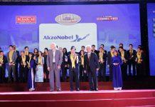 AkzoNobel VN được vinh danh về thành tựu phát triển bền vững lần thứ 5 tại lễ trao giải thưởng Rồng Vàng
