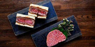 Sandwich bò Wagyu Nhật Bản - đồ ăn nhanh với mức giá nhà hàng sao Michelin