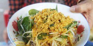 Bún kèn Phú Quốc - Điểm nhấn ẩm thực đảo ngọc Phú Quốc