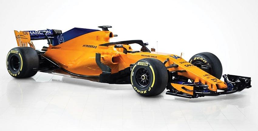 Một mùa giải F1 mới thêm hấp dẫn với nhiều màu sắc nổi bật đến từ AkzoNobel