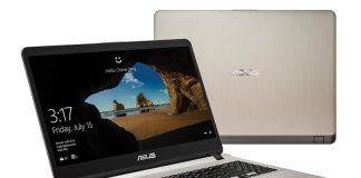 Bộ đôi ASUS X407 và X507 - laptop phổ thông được trang bị nhiều tính năng cao cấp