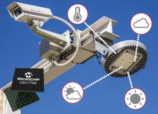 Microchip đơn giản hóa việc phát triển các nút mạng an toàn bằng vi điều khiển được mã hóa