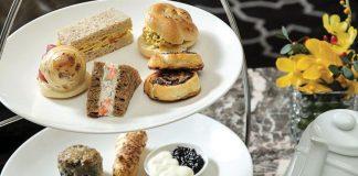 Độc đáo ba loại thực đơn High Tea