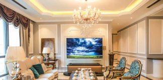 TV LG OLED: Mảnh ghép hoàn hảo cho không gian sống đẳng cấp
