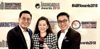 FWD nhận giải thưởng Sáng kiến marketing của năm