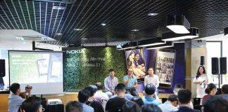 Giới thiệu smartphone Nokia 3.1 tại Việt Nam
