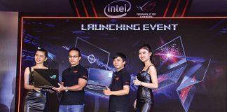 Asus trình làng laptop siêu mỏng dành cho game thủ