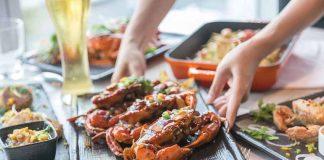 Hành trình ẩm thực cua tại Latest Recipe