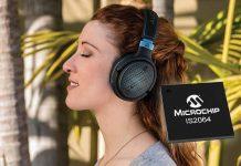 Hệ thống nhúng âm thanh tích hợp Bluetooth mới của Microchip