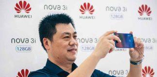 Smartphone Huawei Nova 3i thắng lớn với 22.000 đơn đặt hàng