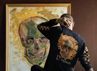 Sản phẩm thời trang từ tranh Van Gogh