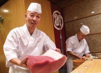 Khó đặt chỗ trước tại các nhà hàng danh tiếng ở Tokyo | Noithatmagazine.vn