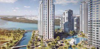 Khám phá Canary tòa tháp của Diamond Island | Noithatmagazine.vn
