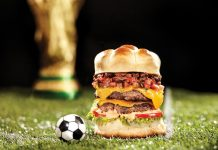 World Cup Burger