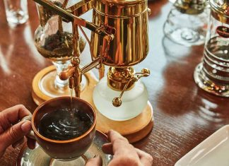 Nghệ thuật cà phê thủ công