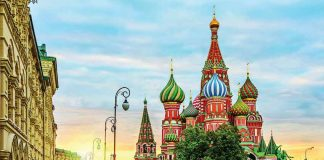 Nga - lãng mạn như khúc tình ca