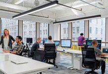 Giá thuê văn phòng ở TP.HCM tiếp tục tăng trong quý II