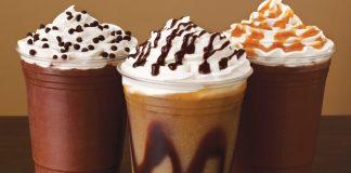Cà phê đá xay tại Cây Đa Café