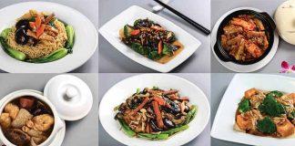 Thực đơn chay mùa Vu Lan tại Nhà hàng Li Bai