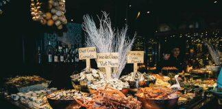 Đại tiệc hải sản tại Nhà hàng Saigon Kitchen