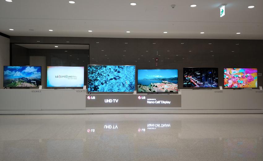 LG đưa các mẫu tivi tiên tiến nhất về thị trường Việt Nam