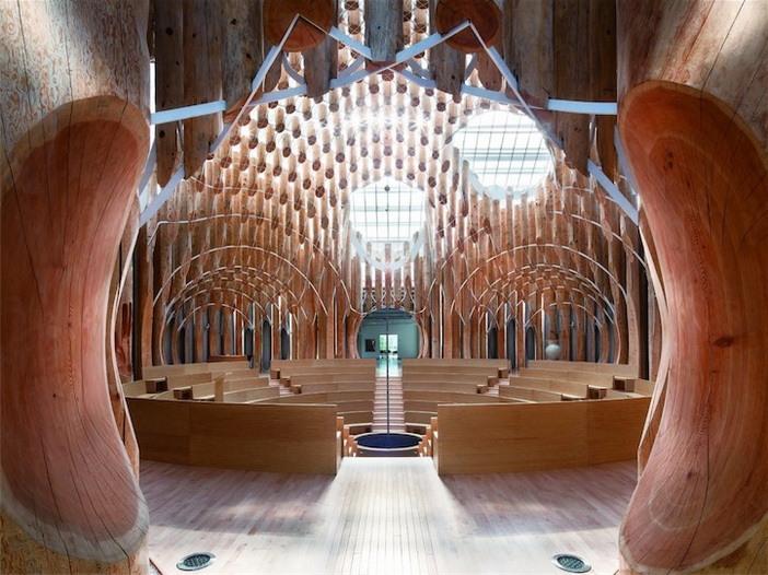 Công trình Light of Life Church – thiết kế của Shinslab Architecture (Gapyeong, Hàn Quốc)