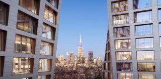 Hai tòa tháp ở New York sẽ khiêu vũ với nhau