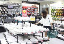Khai trương cửa hàng Lock&Lock Vincom Thảo Điền