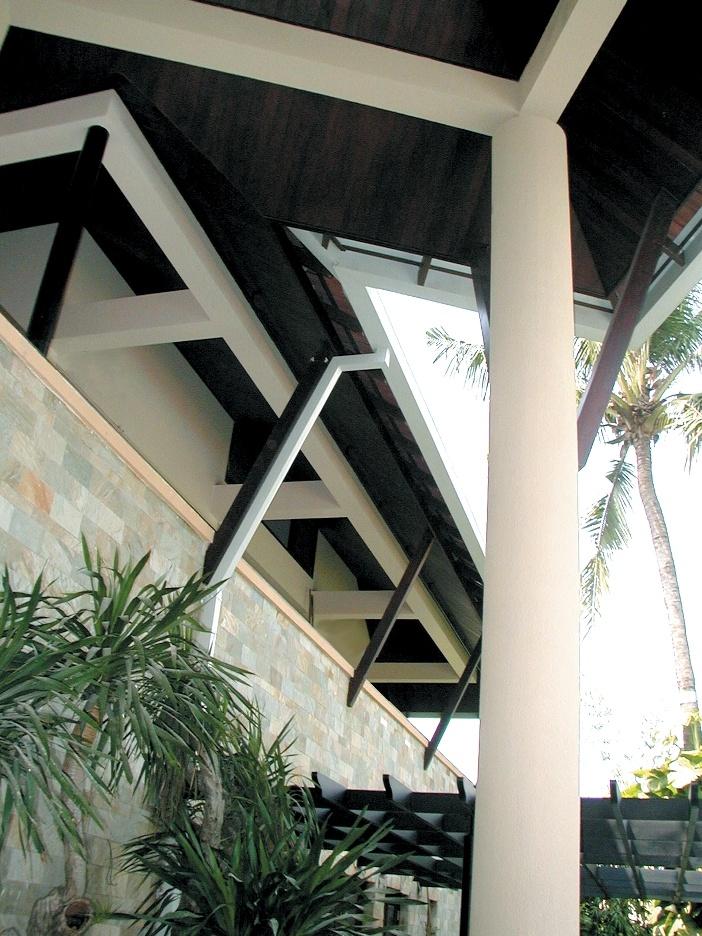 """Cấu trúc nhà được nghiên cứu sao cho phù hợp với """"nhà trong vườn"""""""
