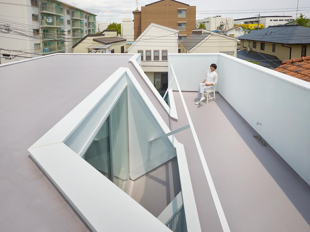 Không gian thông minh: Những ngôi nhà hiện đại kiểu mẫu của Nhật Bản