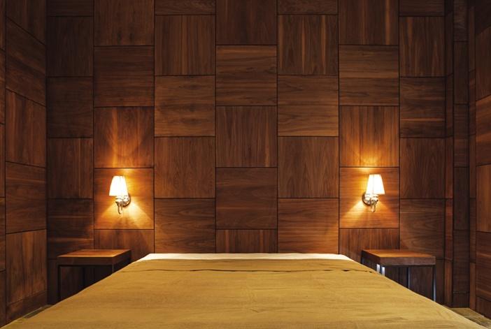 Phòng ngủ của chủ nhân
