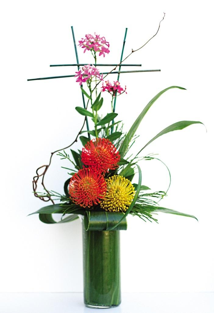 Vài mẫu hoa tết của BD Florist