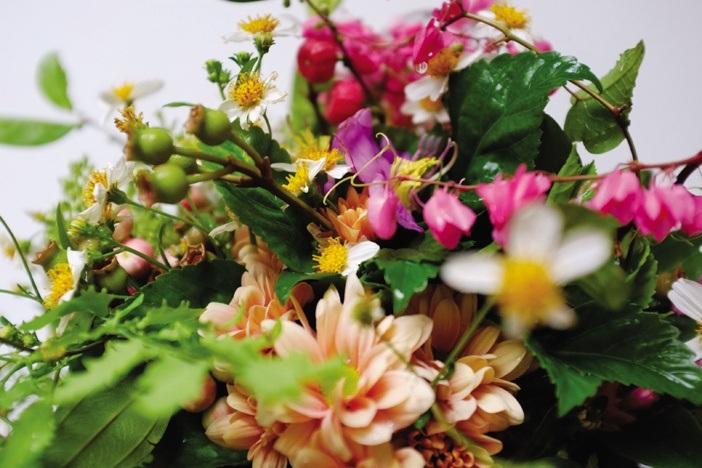 Những kết hợp hoa trái đẹp và ngộ nghĩnh của Padma De Fleur