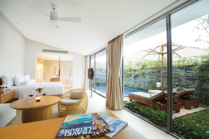 Không gian nghỉ dưỡng tiện nghi bậc nhất, đem đến sự hài lòng cho cả những vị khách khó tính nhất!