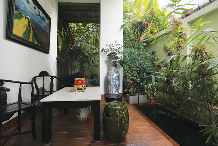 Hành Thổ, Mộc và những chi tiết mộc mạc, gần gũi luôn cần khai thác đúng mức trong nội ngoại thất cho nơi sống của người già