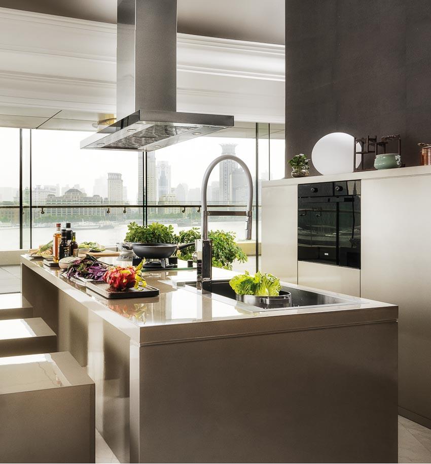 Gian bếp thay đổi nhờ công nghệ