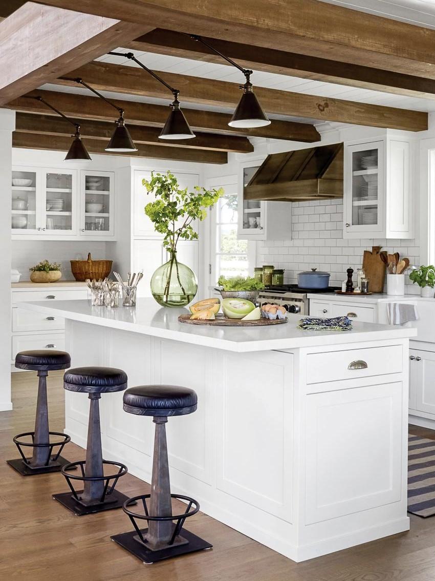 Ý tưởng cho gian bếp hiện đại