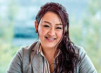 Bà Pamela Phua - Tổng giám đốc của AkzoNobel Việt Nam